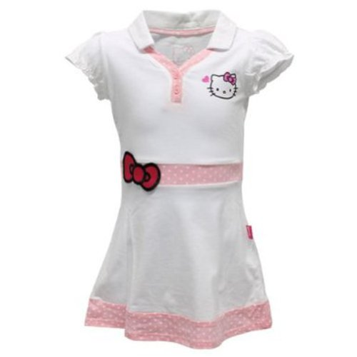 hello-kitty-princess-sleeve-collard-golf-dress-white-5