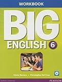 Big English 6 Workbook W/AudioCD, Herrera, Mario and Sol Cruz, Christopher, 0133045242