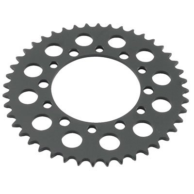 JT Rear Steel Sprocket 37 Tooth//420 Pitch for Kawasaki KLX110 2002-2018