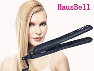 Hausbell ® SI01 DIY Fashion Hairstyle Settable Constant Temperature Ceramic Hairs Styling Flat Iron / Hair Straightener for Silk Smooth Hair