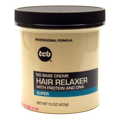 TCB Hair Relaxer 15 oz. Super Jar (Best Hair Relaxer For Thick Hair)