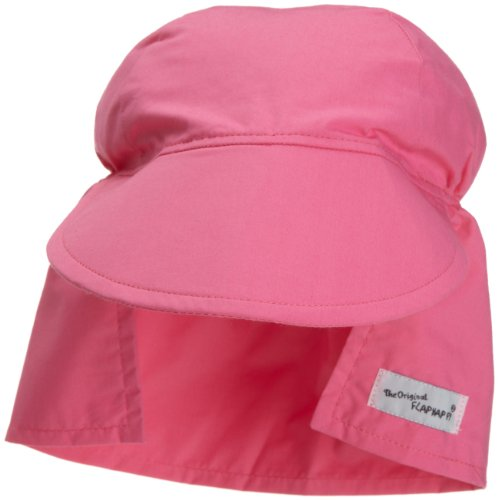Flap Happy Flap Hat, Candy Pink Small