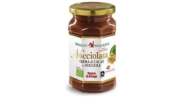 BIO Crema De Cacao Y Avellanas Nocciolata