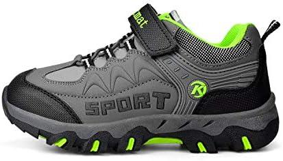 Biacolum Boys Girls Shoes Outdoor Hiking Waterproof Kids Sneaker    Product Description