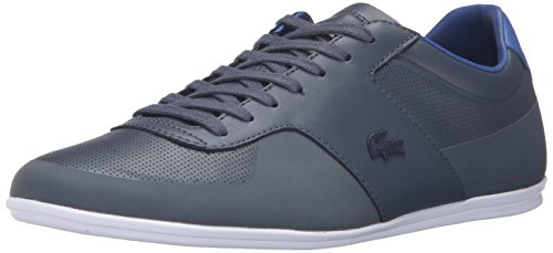 Lacoste Mens Tournament 116 1 Cam Fashion Sneaker Blu Scuro