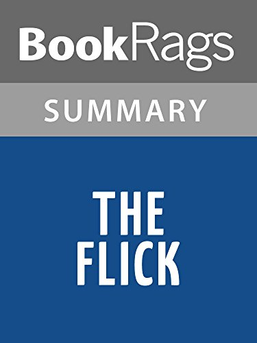 Summary & Study Guide The Flick by Annie Baker