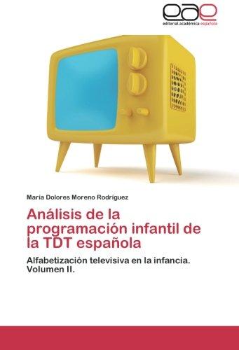 Análisis de la programación infantil de la TDT española: Amazon.es ...