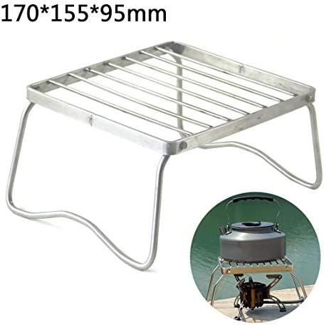 RainBabe Barbecue Portable Pliable Barbecue à Charbon de Table avec Barbecue Grille INOX Barbecue extérieurCampingpiquenique