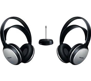 PHILIPS Par de auriculares inalámbricos recargables SHC5102 + GARANTÍA 3 AÑOS