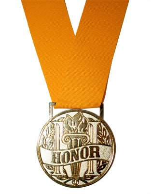 Graduation Honor Medallion