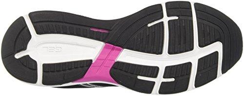 Asics Women's Gel-Phoenix 9 Running Shoes Black (Black/Silver/Fuchsia Red 9093) 9lXAT5b678