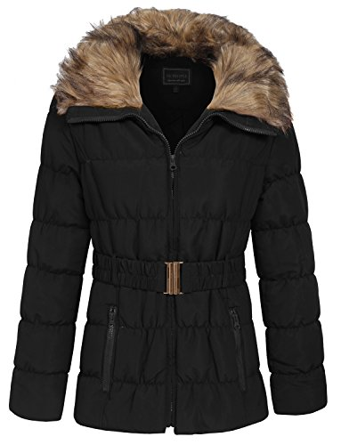 Quilted Winter Coat - 2