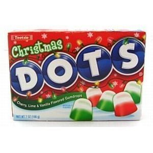 - Dots Christmas Candy