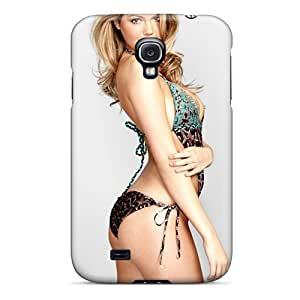Zheng caseGalaxy S4 Case Bumper Tpu Skin Cover For Kate Upton Photoshoot Accessories