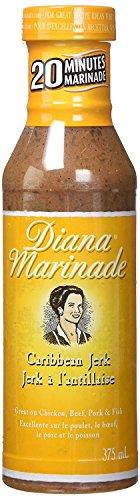 - Diana Marinade 375ml (imported from Canada) (Diana Caribbean Jerk Marinade 375ml)