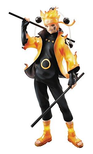 Megahouse Naruto Shippuden: Uzumaki Naruto GEM PVC Figure (Sennin Mode Version)
