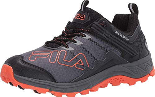 Fila Mens Blowout 19 Memory Foam Reflective Trail Running Shoes