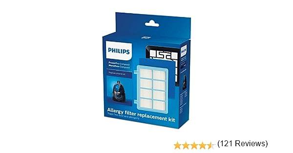 Philips Kit de repuestos FC8010/01 - Accesorio para aspiradora ...