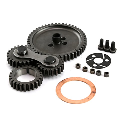 (Chevy BBC 454 Dual Idler Noisey Timing Gear Drive Set)