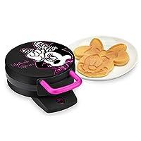 Máquina de gofres Disney Minnie Mouse