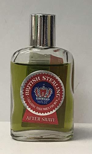 BRITISH STERLING by Dana After Shave/Cologne .5 oz for Men
