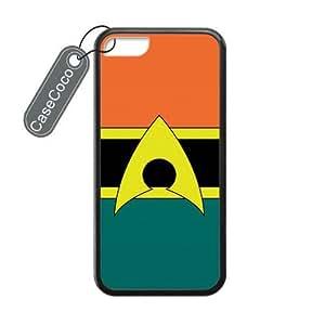 CASECOCO(TM) Aquaman Superheros Custom Case Cover Skin Shield for iPhone 5c Case Laser Technology