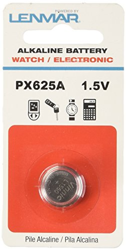 LENWCPX625 - LENMAR WCPX625 Alkaline PX625 Button Cell by Lenmar
