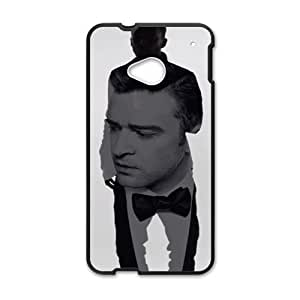 Happy Justin Timberlake Phone Case for HTC One M7