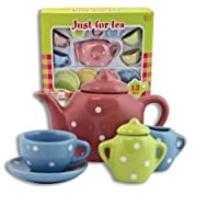 Just for Tea 13 Pcs Porcelain Set