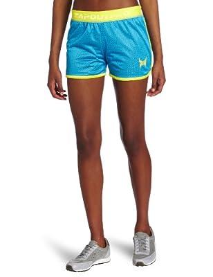 Tapout Women's Essential Mesh Reversible Short