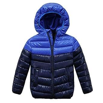 Amazon.com: Rosiest Chlidren Boys Winter Warm Coats Jacket