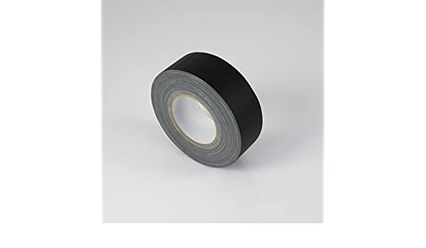 Cinta americana resistente Cinta adhesiva // Cinta multiprop/ósito negro-mate showking 50m x 50mm