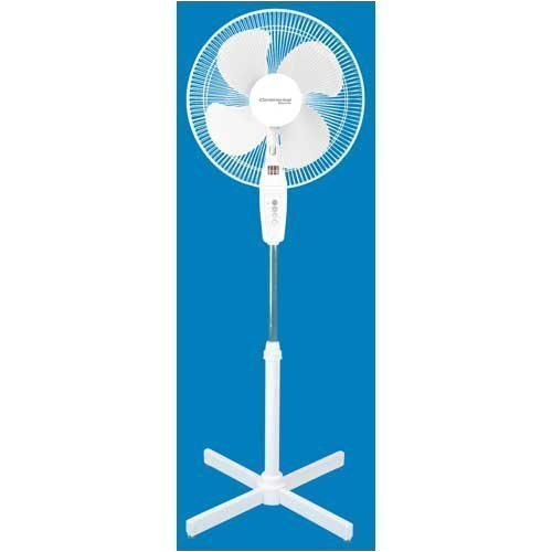 Continental Electric Continental Stand Fan 16' Oscillating 3 Speed