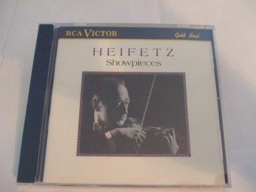 Gold Seal Rca - Heifetz Showpieces - Lalo Symphonie Espagnole op 21; Saint-Saens Havanaise op 83, Intro & Rondo op 28; Sarasate Zigeunerweisen op 20; Chausson Poeme op 25 (RCA Gold Seal)