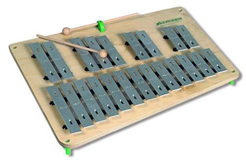 Gitre 769/2 400 x 470 x 35 mm 22 Notes Alto Chromatic Glockenspiel by Gitre