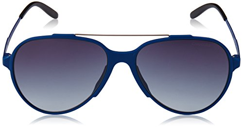 Carrera Maverick 118 Guy Aviator s In Nero bluette Occhiali 57 Da Sole Sf grey Blu w04wrx