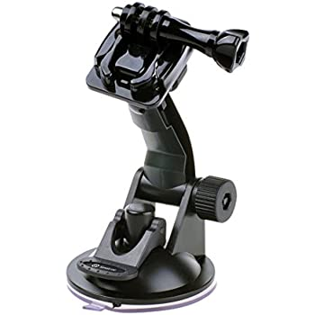 Smatree Suction Cup Mount for GoPro Hero 6/5/4/3+/3/2/1/Session