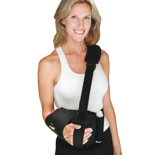 Breg Neutral Wedge Shoulder Brace (Small/Medium) by Breg Braces