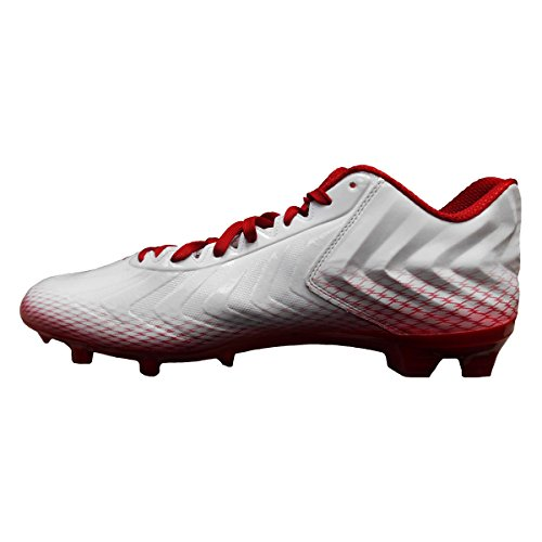 Adidas Crazyquick Low Football Cleats Running White / Unired / Unired