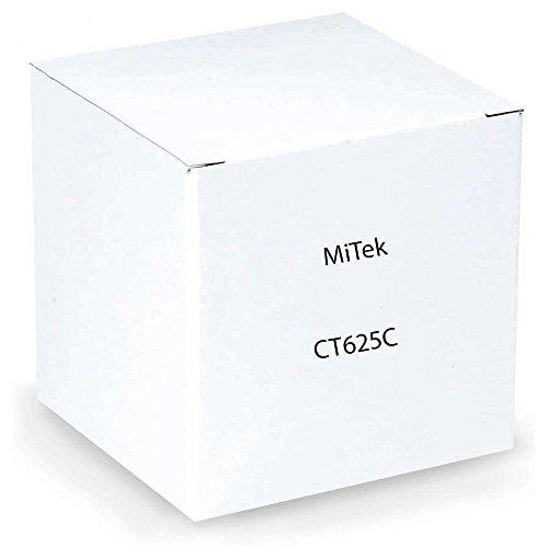 MTX CT625C 6-1/2'' 2-Way In-Ceiling Speaker - Pair (White) by MTX