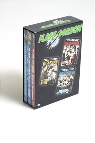 Flash Gordon: Box Set (Space Soldiers/Flash Gordon's Trip To Mars/Flash Gordon Conquers The Universe) (3DVD) by Image Entertainment