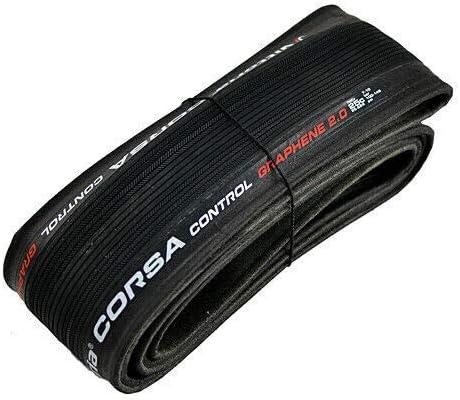 2 Tire Vittoria Corsa Control G2.0 700x25C Clincher Bicycle Bike Tire 320TPI VT1822 Black