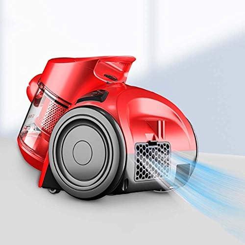 Aspirateur balai Aspirateur, ménages Petit à haute puissance horizontale portable Grande aspiration 1.5L Aspirateur, Cyclone Coupe poussière, Filtres multiples