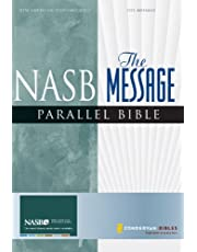 NASB, The Message, Parallel Bible, Hardcover