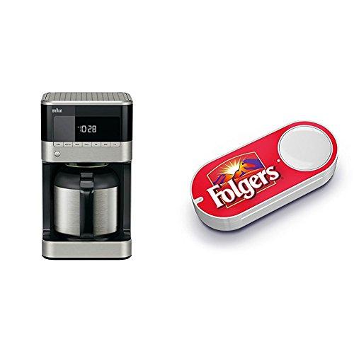 Braun KF7155BK Thermal Carafe Coffeemaker