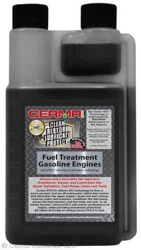 Cerma Gas Fuel Treatment Concentrate 16-oz Bottle