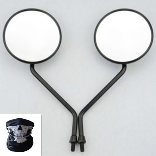 Clip On Motorcycle Mirrors - 3