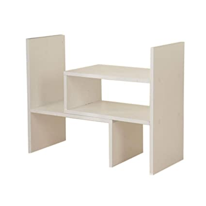 Amazing Amazon Com Jcnfa Shelves Desktop Bookcase Telescopic Rack Download Free Architecture Designs Estepponolmadebymaigaardcom