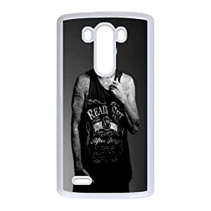 DIY Printed Of Mice and Men hard plastic case skin cover For LG G3 SNQ612001