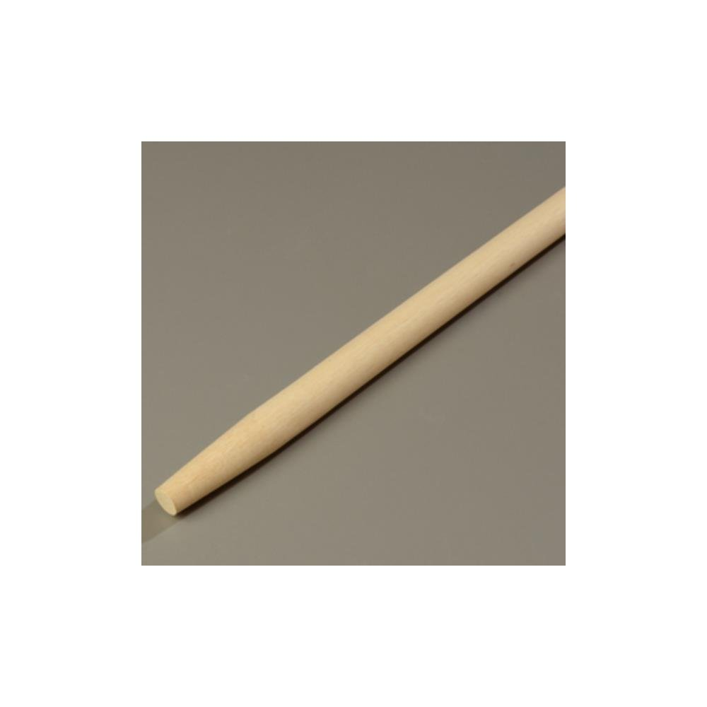 Abco 54'' X 1 1/8 Wood Tapered Wood Handle 2/Pkg JW-01112